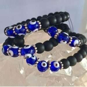 Tumbled Bead Bracelets